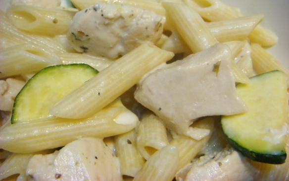 Chicken Lemon Penne