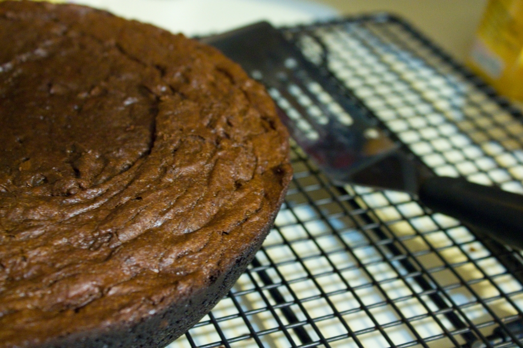 Slow Cooked Brownie