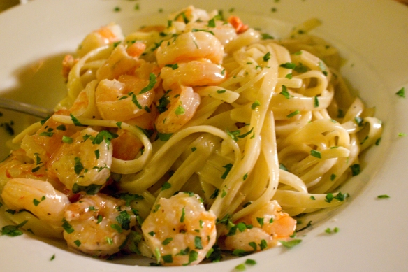Tutto Shrimp Pasta