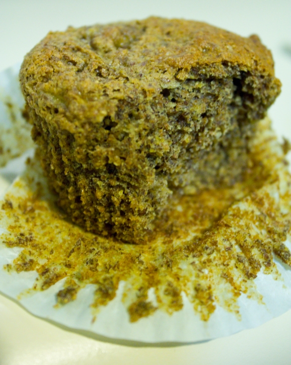 Banana Flax Muffin