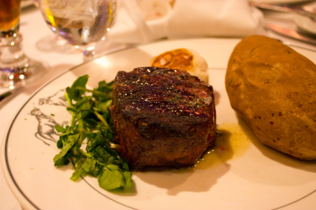 Bull and Bear Fillet