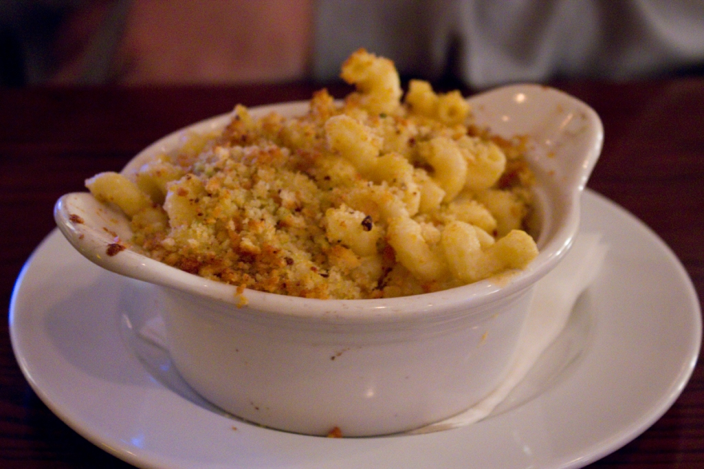 BBQ Pork Mac N Cheese