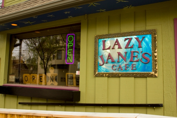 Lazy Jane's Cafe