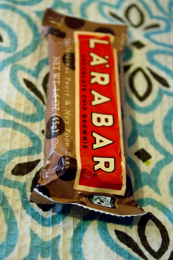 Chocolate Chip Brownie Larabar