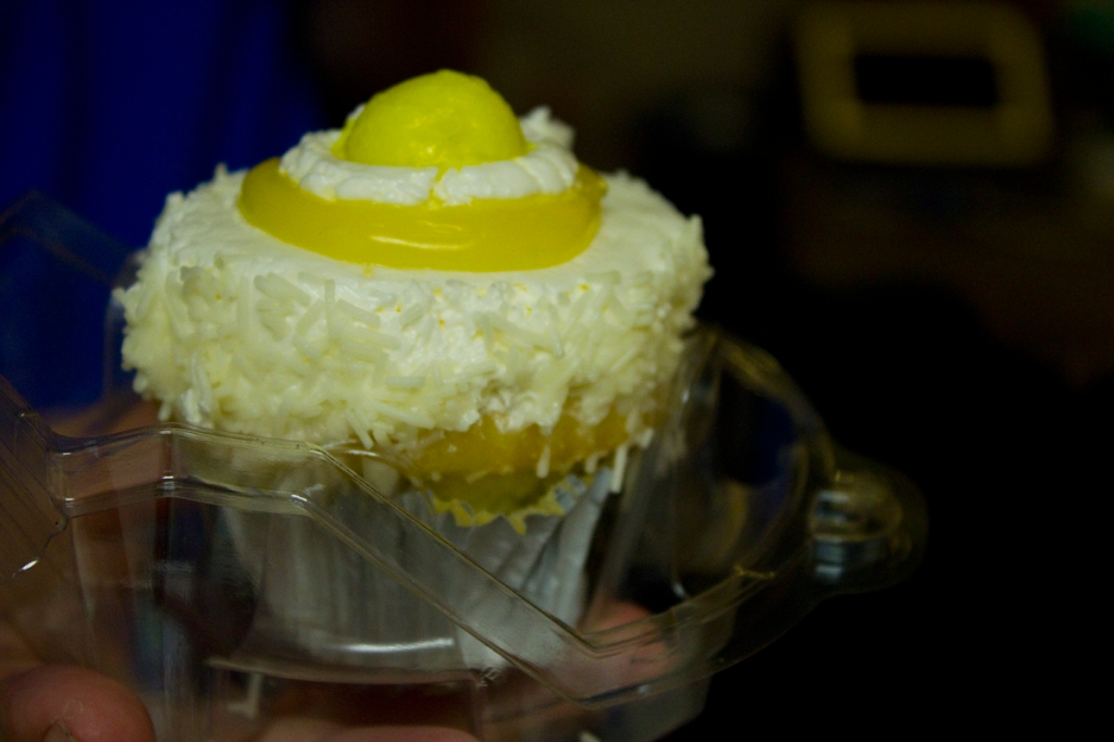 Cupcake Store Lemon Drop