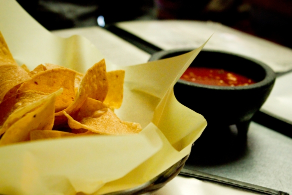 Library Alehouse Chips