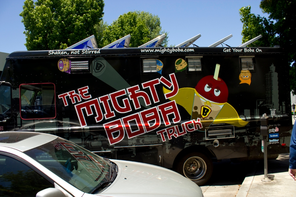 Mighty Boba Truck