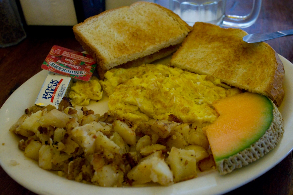 Patrick's Roadhouse Eggs
