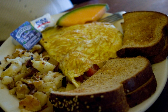 Patrick's Roadhouse Omelet