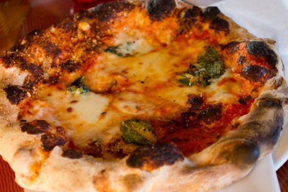 Pitfire Margherita Pizza