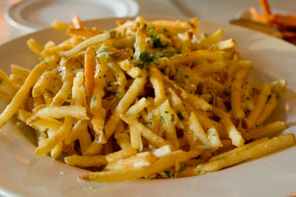 The Counter Parmesan Fries