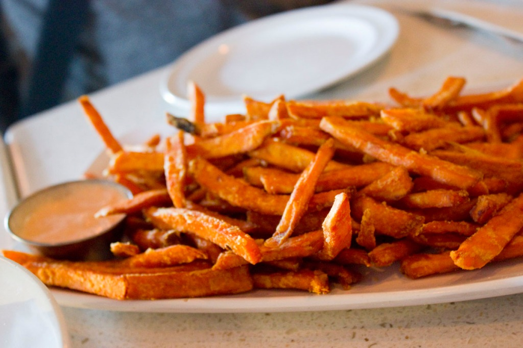 The Counter Sweet Potato Fries