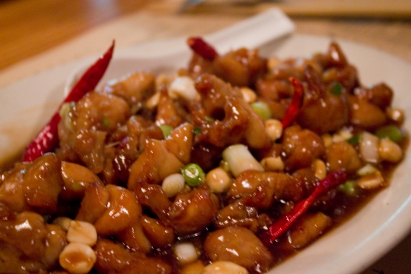 Typhoon Kung Pao Chicken