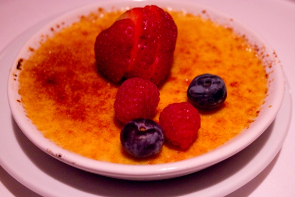 Flemings Creme Brulee