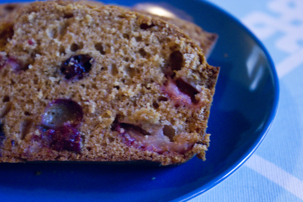 Summer Berry Bread